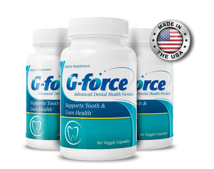g force teeth and gums review
