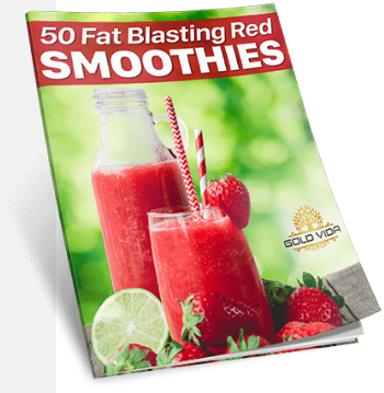 50 fat blasting red smoothies